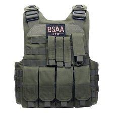 Resident Evil BSAA Body Armor