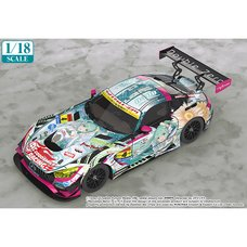 1/18 Scale Good Smile Hatsune Miku AMG 2017 Super GT Ver.