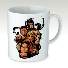 The King of Fighters '94: Rebout Mexico Team Mug
