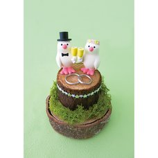 Concombre Happy Wedding Diorama Collection