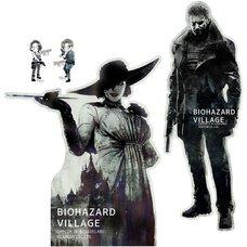 Capcom x B-Side Label Resident Evil Sticker Collection Vol. 3