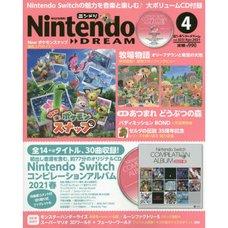 Nintendo Dream April 2021