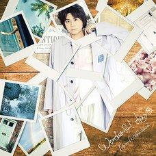 Daisuke Namikawa 7th Single CD