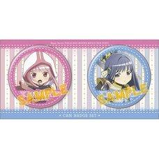 Magia Record: Puella Magi Madoka Magica Iroha & Yachiyo Pin Badge Set