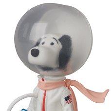 Ultra Detail Figure Peanuts Series 4: Snoopy Astronaut Vintage Ver.