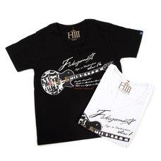 Fukuyama Huge Winter Thanksgiving 14 Guitar T-Shirt