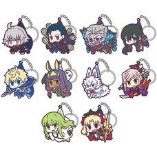 Fate/Grand Order Tsumamare Key Chain Collection Vol. 4