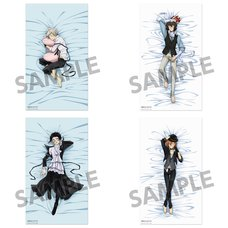 Bungo Stray Dogs Isshone Bed Sheet Collection