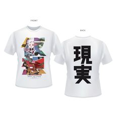 Sword Art Online the Movie: Ordinal Scale AR White T-Shirt