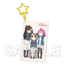 Love Live! Nijigasaki High School Idol Club First-Year Students Acrylic Keychain