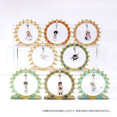 CLAMP 30th Anniversary Swaying Acrylic Stand Collection B