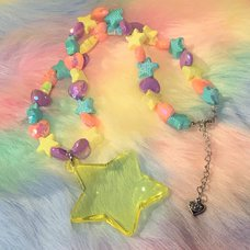 6%DOKIDOKI Too Lovely Star Necklace