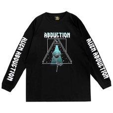 LISTEN FLAVOR Alien Abduction Long Sleeve T-Shirt