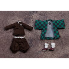 Nendoroid Doll: Outfit Set (Demon Slayer: Kimetsu no Yaiba Tanjiro Kamado)