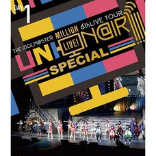 The Idolm@ster Million Live! 6th Live Tour UNI-ON@IR!!!! Special Live Blu-ray