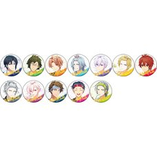 IDOLiSH 7 24h Photogenic Life Character Badge Collection Box Set