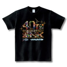 SNK 40th Anniversary Black T-Shirt