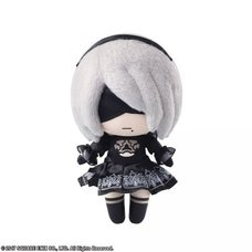 NieR: Automata 2B Mini Plush (Re-run)