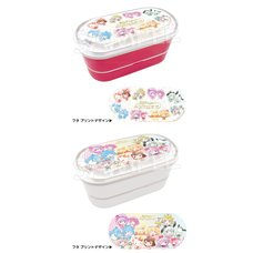 Touhou Project x Sanrio Characters 2-Tier Lunch Box