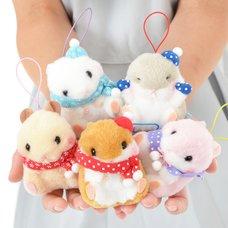 Attaka Coroham Coron Hamster Plush Collection (Mini Strap)