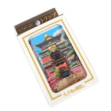 Spirited Away Movie Scenes Playing Cards