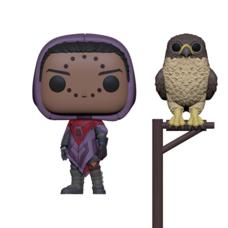 Pop! Games: Destiny Series 2 - Hawthorne w/ Hawk