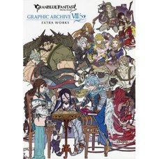 Granblue Fantasy Graphic Archive VII: Extra Works