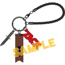 Angels of Death Zack Knife Ver. Bag Charm