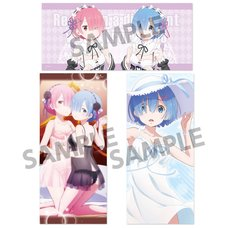 Re:Zero -Starting Life in Another World- Microfiber Sports Towel Collection