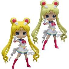 Q Posket Sailor Moon Eternal Super Sailor Moon