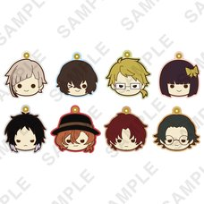 Bungo Stray Dogs Embroidered Strap Collection Box Set