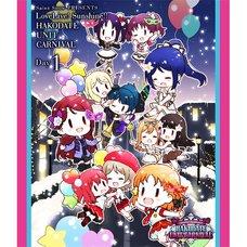 Saint Snow Presents Love Live! Sunshine!! Hakodate Unit Carnival Day 1 Blu-ray