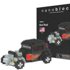 Nanoblock Hot Rod