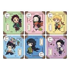 Retro Acrylic Stand Demon Slayer: Kimetsu no Yaiba Outing: Colorful Ver. Box Set