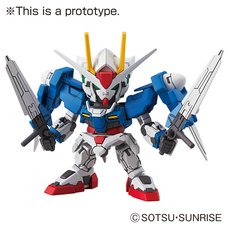 SD EX-Standard Gundam 00 00 Gundam