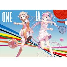 IA & OИE Sports Clear File Folder