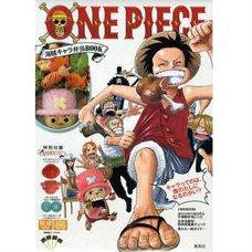 One Piece Pirate Kyaraben Book