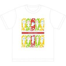 Crayon Shin-chan x Love Live! Sunshine!! Shin-chan & Aqours T-Shirt Vol. 1