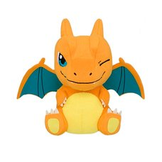 "Pokemon the Movie 5"" Charizard Plush"