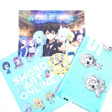 Sword Art Online II Goods Set + FREEBIE