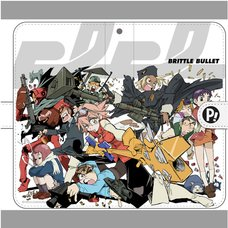 FLCL Notebook-Style Smartphone Case Collection