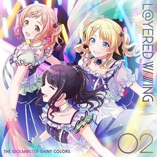 The Idolm@ster: Shiny Colors L@yered Wing 02