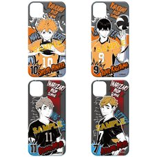 Haikyu!! iPhone XR/11 Smartphone Case