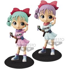 Q Posket Dragon Ball Bulma