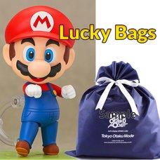 Nintendo Super Mario Brothers Mario Nendoroid Lucky Bags