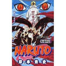 Naruto Vol. 47