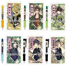 Touken Ranbu -ONLINE- Kassen Ballpoint Pens Vol. 5