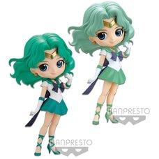 Q Posket Sailor Moon Eternal the Movie Super Sailor Neptune