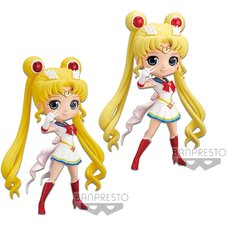 Q Posket Sailor Moon Eternal Super Sailor Moon