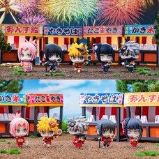 Petit Chara Land Naruto Shippuden 10th Anniversary Ver. Box Set w/ Bonus